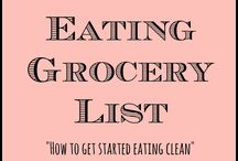 Clean Eating / by Sai Castanos