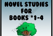 Book Studies / by Ashley Eivins