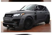 Mobil range rover