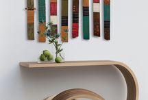 Bent wood furniture