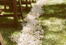 Aisle Decor / Why not dress up your ceremony with some beautiful aisle decor!