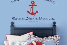 Nautical inspirations / by Suzanne Cronk