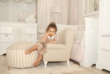 Children furniture: french collection / Caramella.pl it's not just about furniture! Lovely boutique, located in Warsaw is a one-stop shop for all things kids décor. From bedding, to wallpaper, cushions, decals, rugs, lighting…