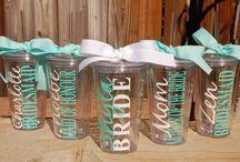 Wedding Bridesmaids presents