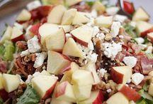 Alimentação - Saladas