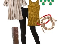 fashion pieces / by HEIDI WATSON