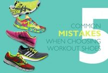 Put Some Pep In Your Step! / Athletic Shoes