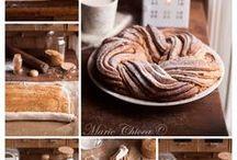 gâteau automne