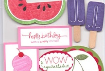 SU - Card Candy (Homemade Jolee's)