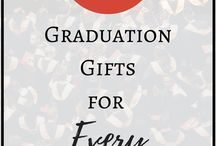 Graduation / Gifts, Parties, and More for Graduates of All Ages!