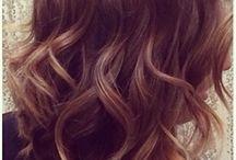Hairstyles / by Ailene Carlson