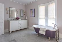 What color should we paint our clawfoot tub?