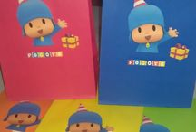 Pocoyo Birthday Party