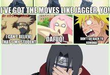 Naruto Stuff