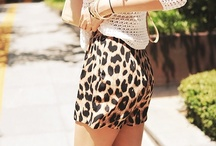 Animal Print / A collection of beautiful and bold styles in various forms of animal print!