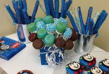 Birthday cakes