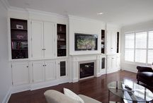 Custom Cabinetry & Built-Ins / by ZWL .