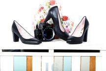 Te encantarán nuestros zapatos / Repaso por nuestra colección de zapatos para azafatas y mujeres ejecutivas.