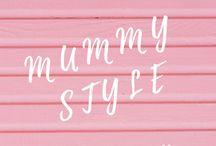 Mummy Style, Fashion & Clothing