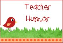 Teacher Humor / Do you love teacher humor? Follow this board to get some good laughs!
