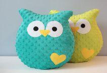 poduszki maskotki dla dzieci