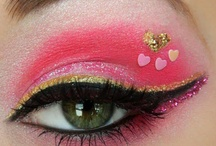 Make_up// Nail Art / by Teela Speers