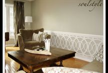 Wainscot Ideas for our first Reno