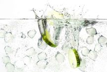 non-alcoholic drinks / A wealth of healthy and not-so healthy non-alcoholic liquids