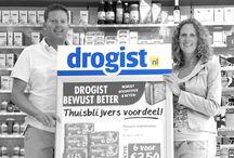 Drogist.nl / Online Drogist met een uitgebreid assortiment drogisterijartikelen. Scherp geprijsd, snelle levering & gratis verzending vanaf 20 euro. http://www.drogist.nl