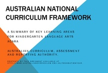 Preschool teaching curriculum