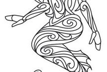Coloring Pages / by Diana Muse