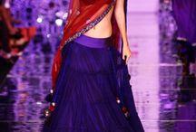 indian look