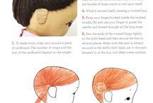 Bábika-vlasy