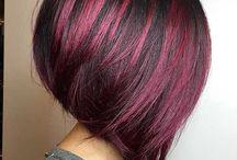 haarkleur persswart