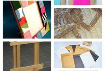 Frame crafts Ideas for Kids