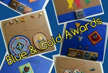 Cub Scout Recognition / Fun Patches and other unofficial awards..
