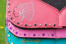 Glitter + Grit / Rodeo style for the fashion forward cowgirls and cowboys of today