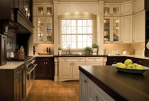 "Kitchens / I have been longing for a new kitchen since we moved into our current home.  It will be a long time coming but I'm enjoying building my ""wish list"". / by Chris Strautnieks"