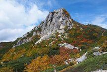 烏帽子岳(北アルプス)登山 / 烏帽子岳の絶景ポイント 北アルプス登山ルートガイド。Japan Alps mountain climbing route guide
