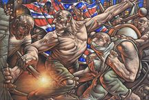 Peter Howson Babylon 2016 / The Life and Works of Peter Howson www.peterhowson.co.uk