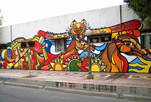 Murales y Graffiti