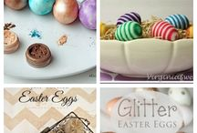 Easter / Food, decorations, and ideas for Easter