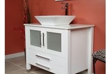 Bathroom Vanities / All of our choices are shipped to any destination in the Continental United States free of charge. Call us Toll-Free 877-795-5684 to learn more. We have our professional and knowledgeable sales staff waiting to assist you with any questions you may have!
