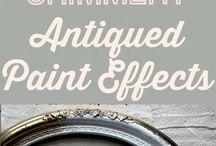 anticipo Paint efects