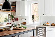 Keuken interieurstijlen