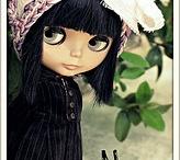 Dolls - Blythe / by Racoonims Gaelle
