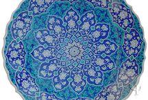 арабские орнаменты