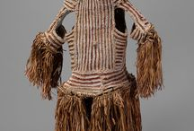 Oceania art, masks & costumes / Australia, New Guinea and the Pacific islands