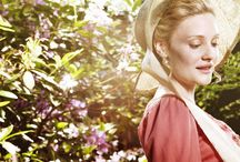 Emma / Romola Garai as Emma Woodhouse in ''Emma'' (2009) BBC Miniseries