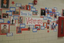 School - Veterans Day